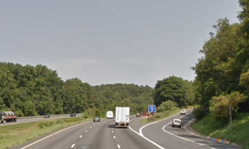 md interstate 70 maryland i70 south mountain west welcome center rest area mile marker 39 westbound off ramp exit
