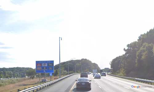 md interstate 95 maryland chesapeake house travel center rest area mile marker 97 southbound off ramp exit copy