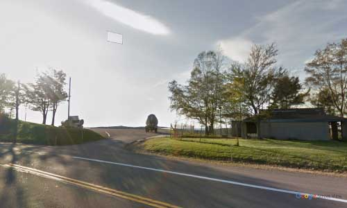 md us route 219 us219 maryland garrett county rest area bidirectional access off ramp exit